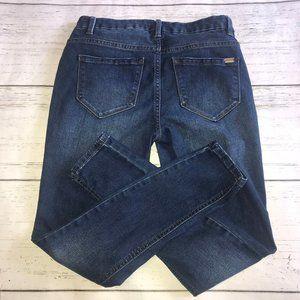 Kensie Skinny Jeans Medium-Dark Wash Sz 2 / 26